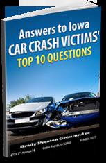 Answers to Iowa Car Crash…